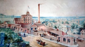 Hertford Brewery 1891
